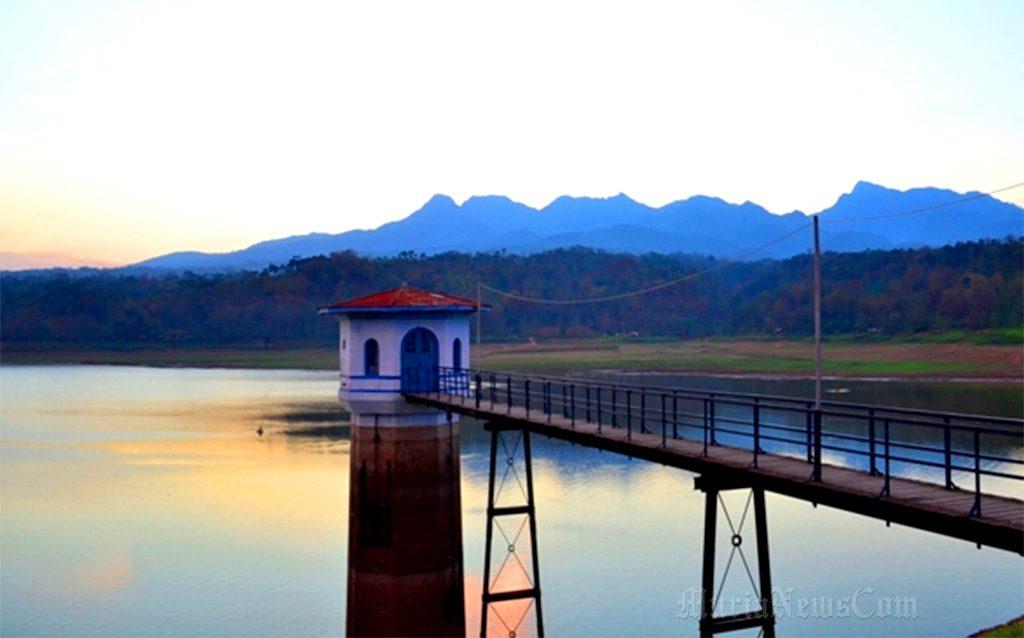 Wisata Alam Jawa Tengah Waduk Gunung Rowo
