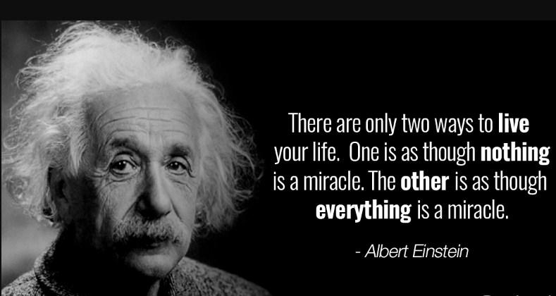 Motivasi Sukses Albert Einstein